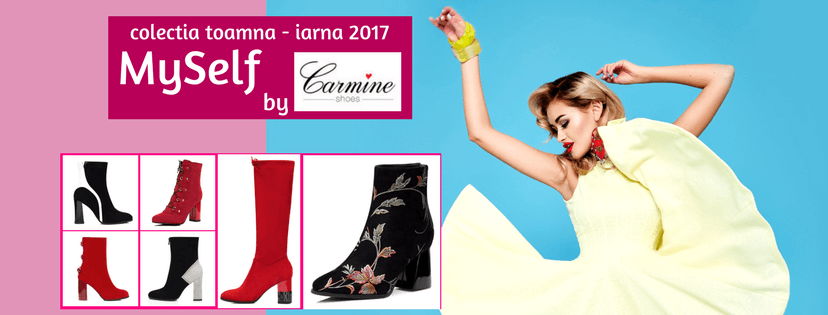 Colectia MySelf by CarmineShoes